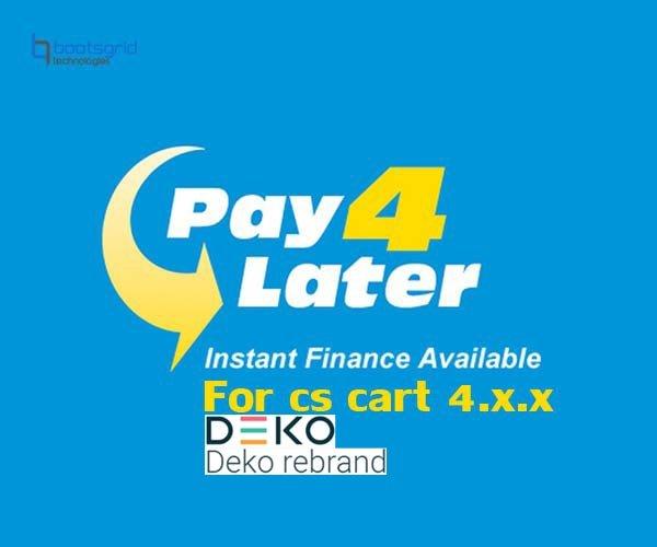 pay4later-cscart