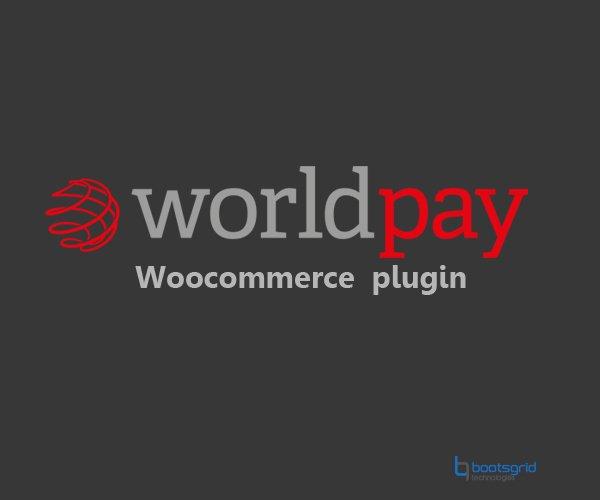 Worldpay woocommerce plugin