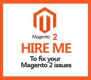 Magento2 bug fixing