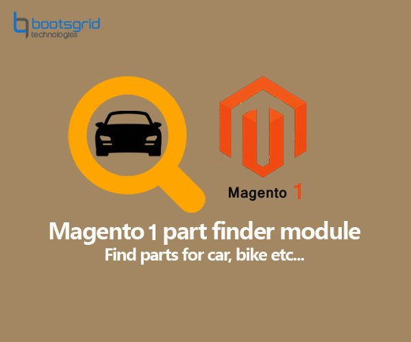 Magento part finder module – Bootsgrid technologies