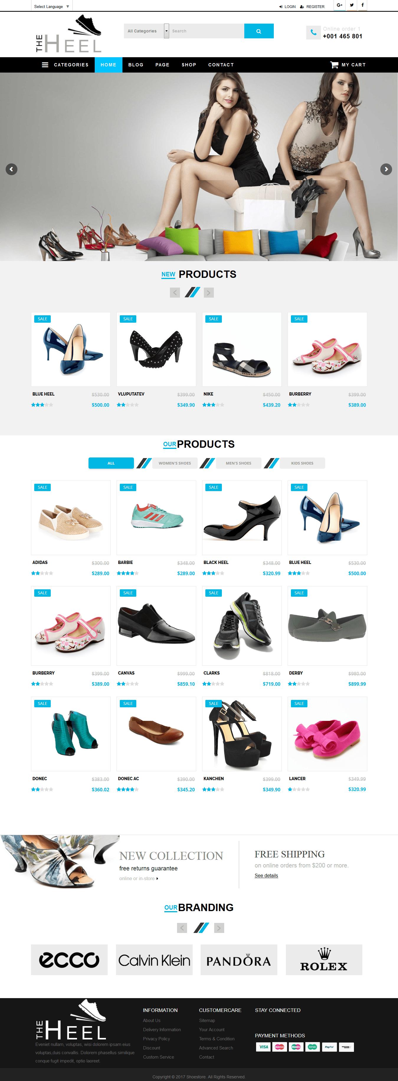 Shoestore