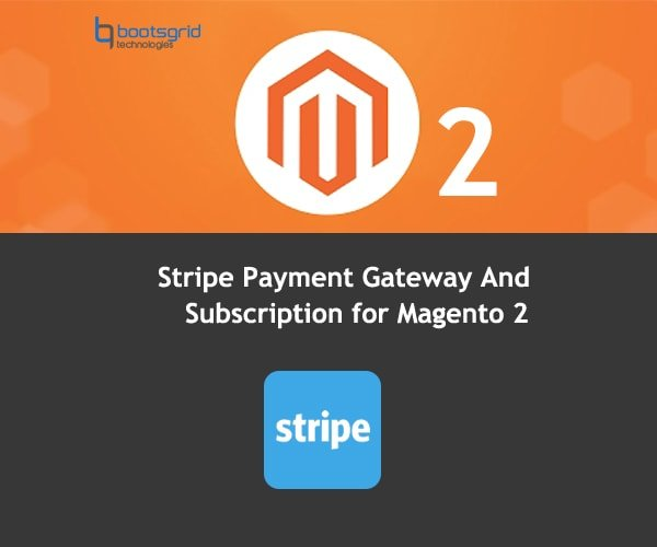 Magento 2 Stripe Subscriptions Payment