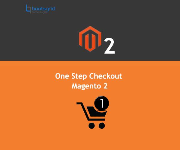 One step checkout magento2