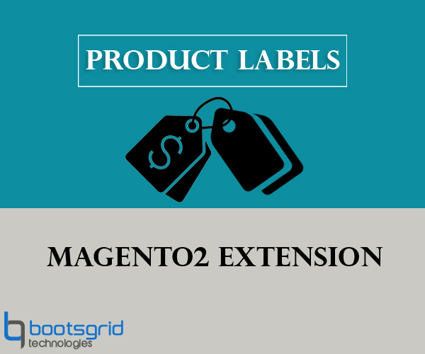 Bootsgrid Magento2 Product Labels