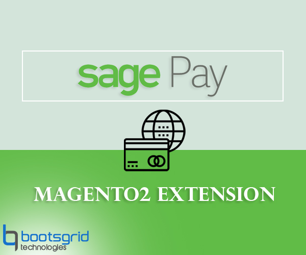 Bootsgrid Magento2 Sagepay
