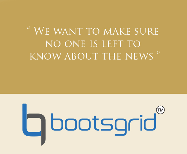 Bootsgrid a corporate company