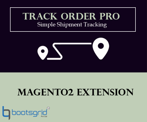Bootsgrid order tracking magento2