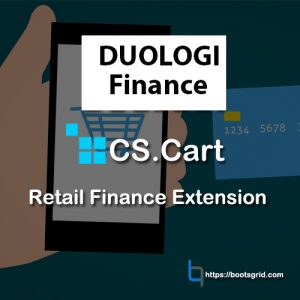 CS-Cart Duologi Retail Finance