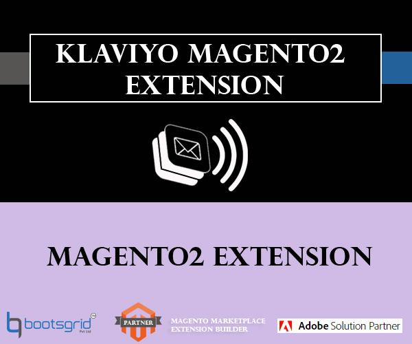Klaviyo Magento2
