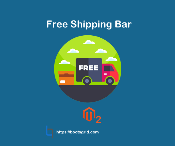M2-FreeShippingBar