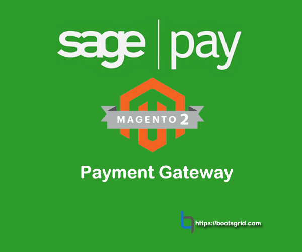 Magento 2 Sage Pay Payment Gateway