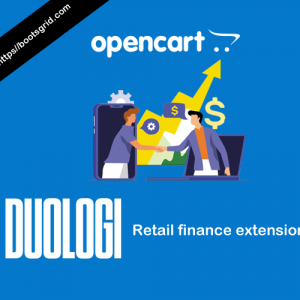 Opencart Duologi Retail Finance