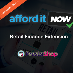 Prestashop AfforditNOW (Paybreak) Retail Finance