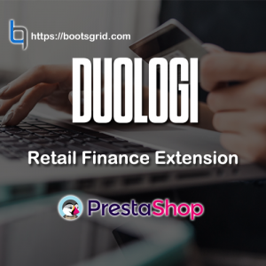 Prestashop Duologi Retail Finance