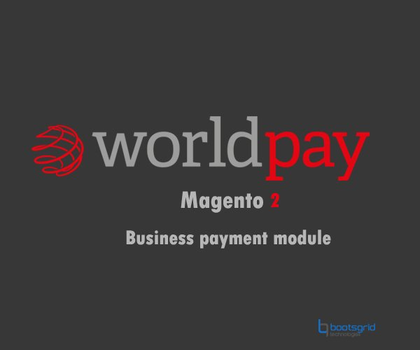 Magento 2 Worldpay Business Payment Module