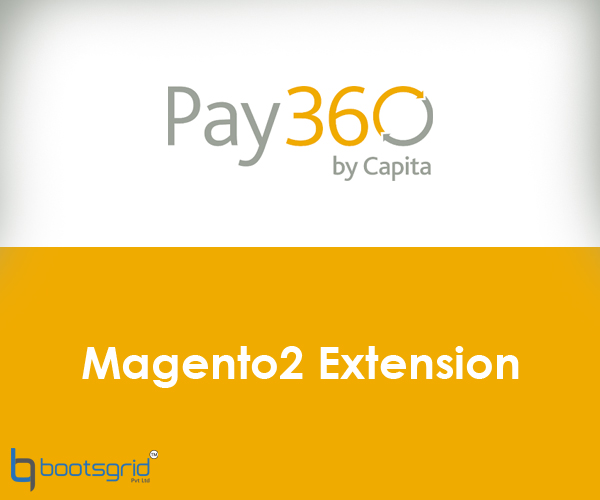 magento2 pay360 extension