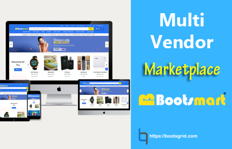 Why Online Multivendor Shop is Dazzling One?