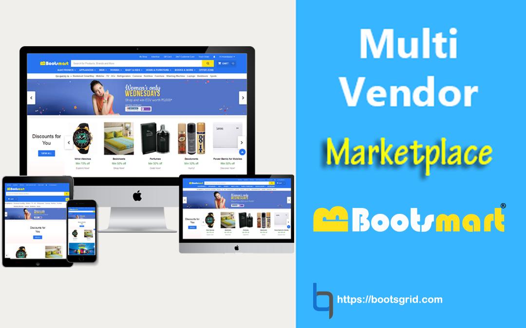 bootsmart multivendor marketplace