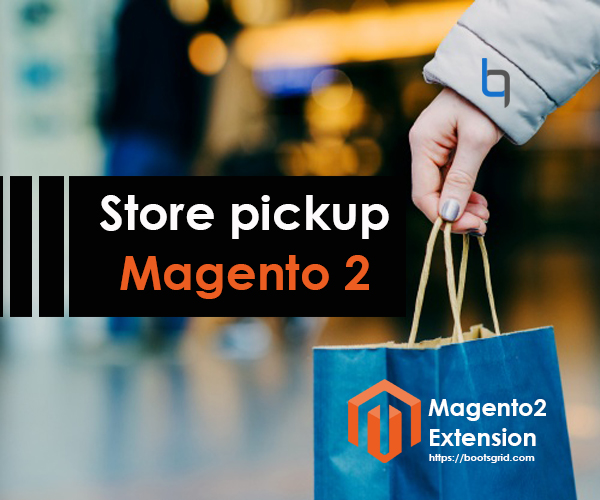 Magento 2 Instore Pickup