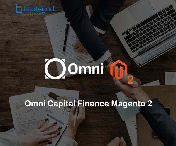 Magento2 Omni Capital finance
