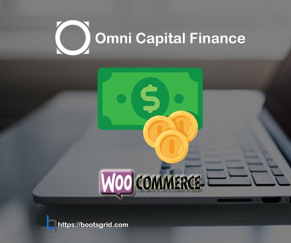 WooCommerce Omni Capital Retail Finance
