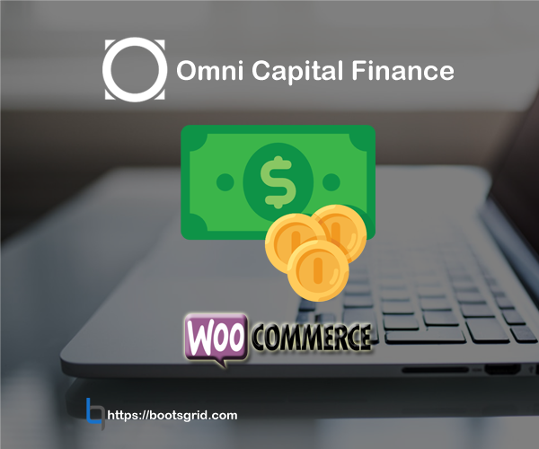 WooCommerce Omni Capital Retail Finance